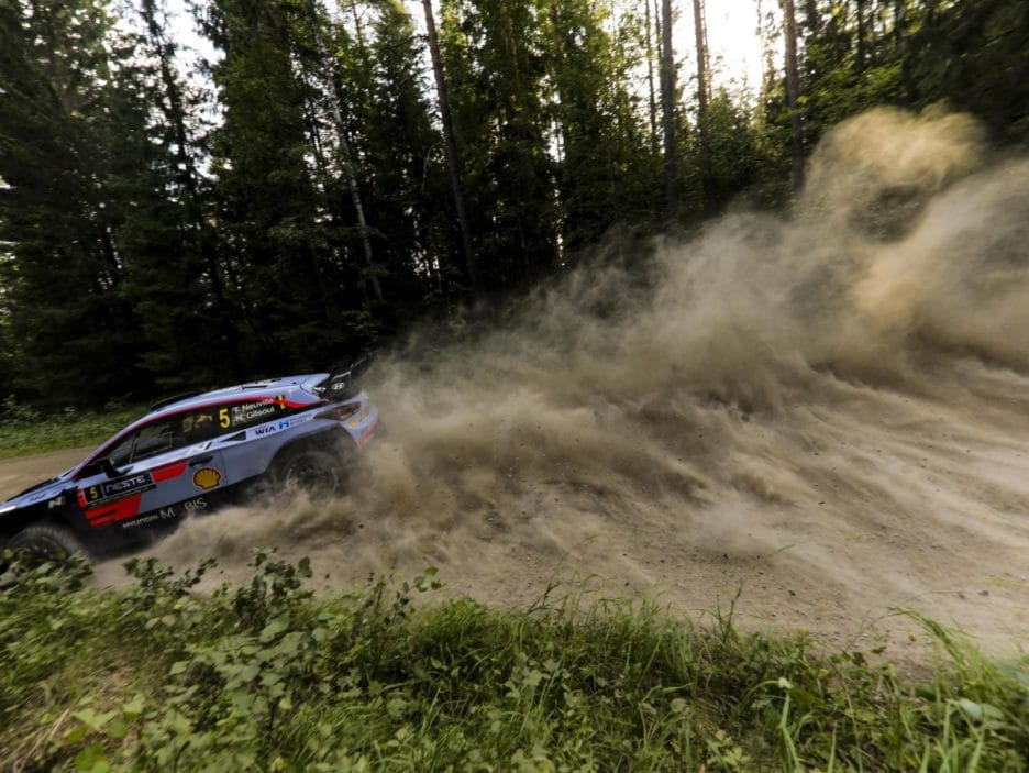 Rally Finland 2018