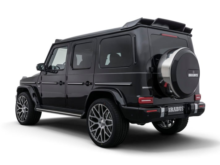 Mercedes-Benz Classe G by Brabus