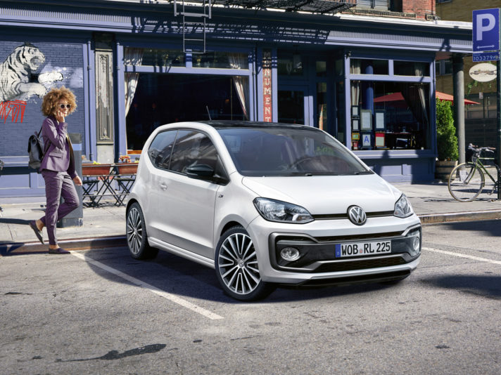Volkswagen Up! R-Line
