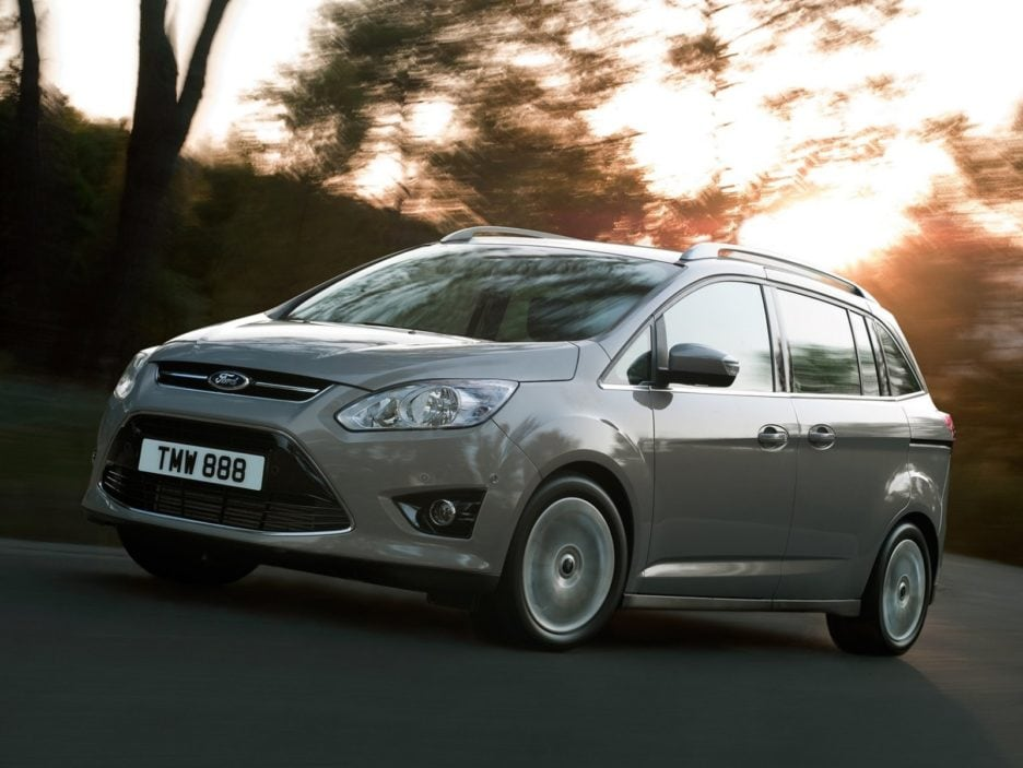 Ford C-Max7