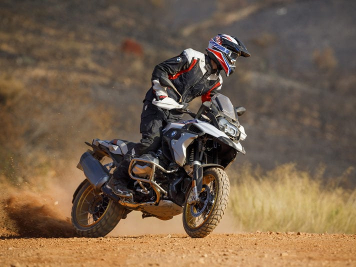 BMW R 1250 GS, il video
