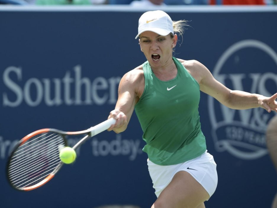 Western & Southern Open tennis tournament