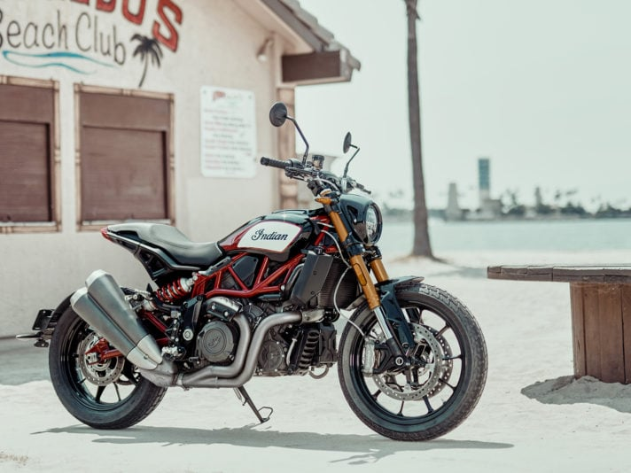Indian FTR 1200, nel 2019 arrivano due naked