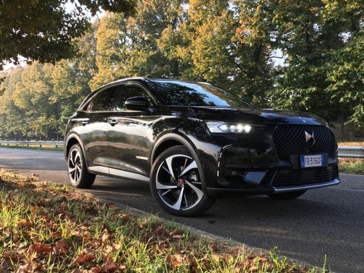 DS7 Crossback 2.0 Blue HDi 177 CV EAT8 Performance Line