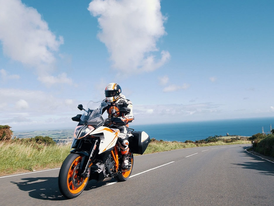KTM 1290 SUPER DUKE GT at TT Isle of Man (2)