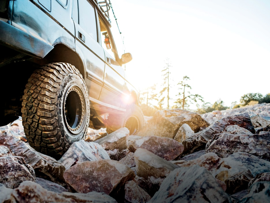 BFGoodrich Mud-Terrain T/A KM3 riceve il premio Best Innovation approved by FIF