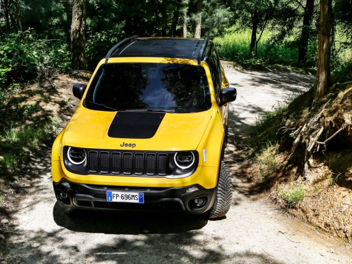 A Novembre optional in omaggio per Jeep Renegade e Compass