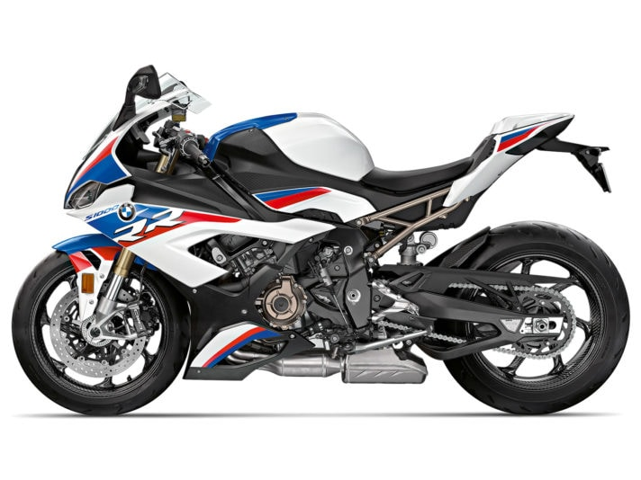 BMW S 1000 RR 2019, il video