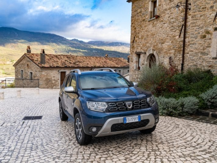 Dacia Duster GPL: a tutto gas