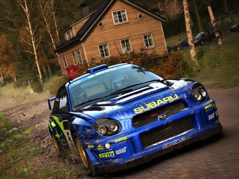 dirt rally 2 0 in arrivo a febbraio videogame panoramauto. Black Bedroom Furniture Sets. Home Design Ideas