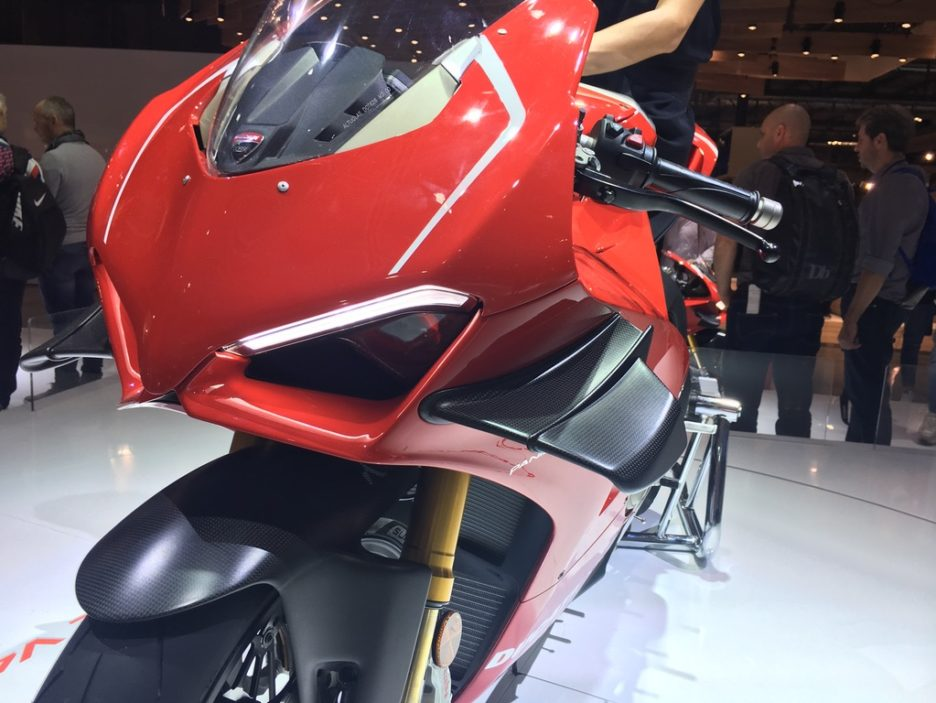 ducati a eicma 2018 eicma 2018 le foto dagli stand panoramauto. Black Bedroom Furniture Sets. Home Design Ideas