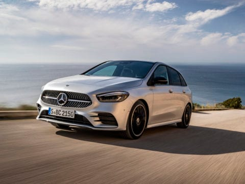 Die neue Mercedes-Benz B-Klasse I Mallorca 2018 // The new Mercedes-Benz B-Class I Mallorca 2018