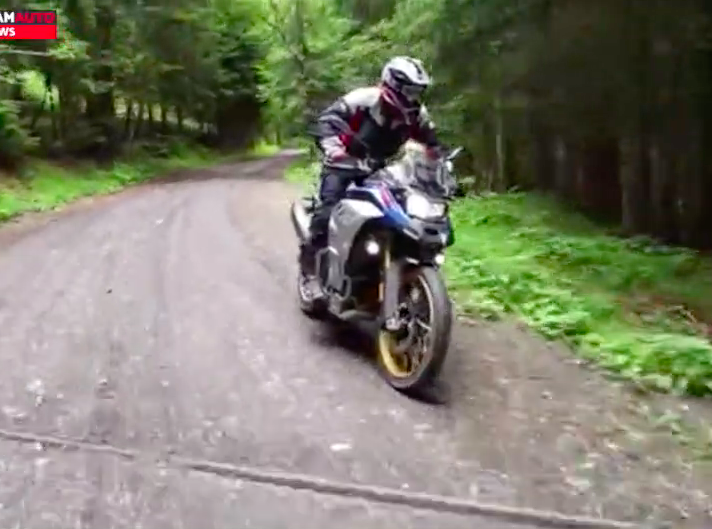 BMW F 850 GS Adventure, il video