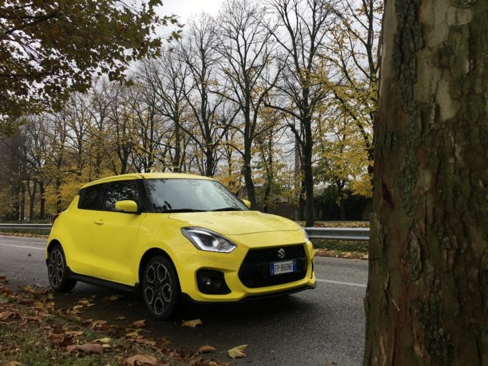Suzuki Swift Sport 1.4 Boosterjet - benvenuto turbo