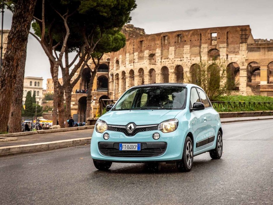 Renault Twingo GPL, la city car chic ancora più efficiente