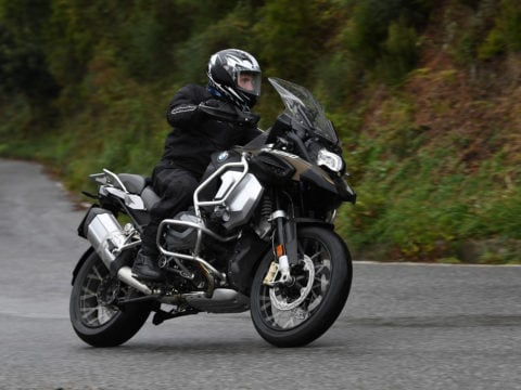 BMW R1250GS Adventure - Francesco Irace.
