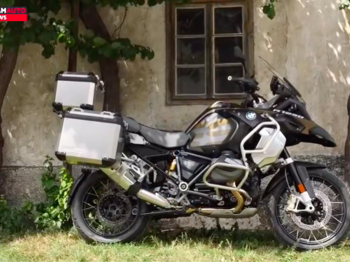 BMW R 1250 GS Adventure: il video