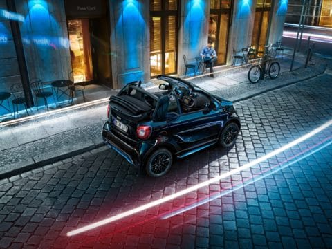 smart EQ fortwo / forfour edition nightskysmart EQ fortwo / forfour edition nightsky