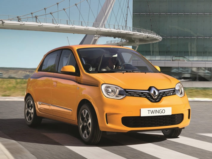 Renault Twingo 2019: il restyling