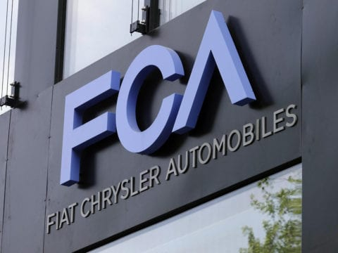 Fiat Chrysler Automobiles in Frankfurt