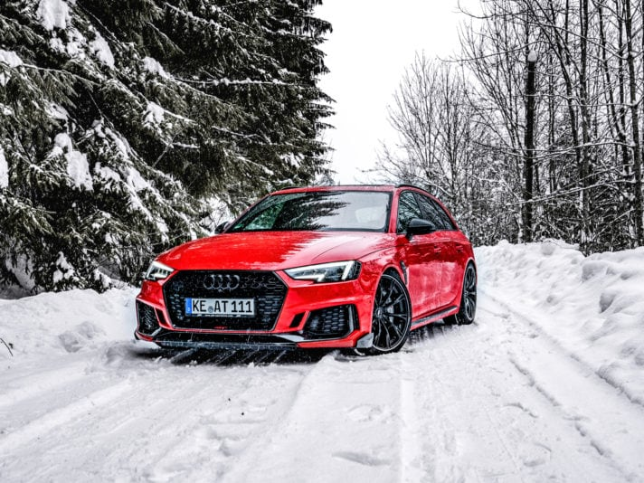 Audi RS4+ by ABT