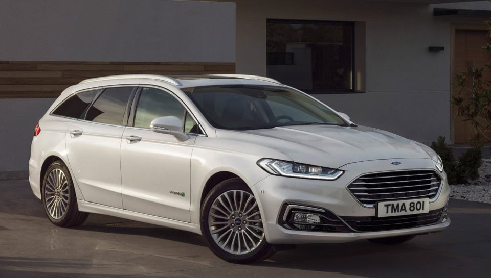 Ford Mondeo: a Bruxelles debutta il restyling 2019
