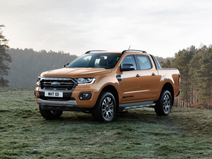 Ford Ranger restyling