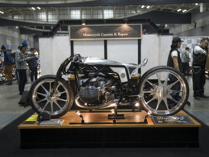 BMW al Motor Bike Expo 2019 con due special