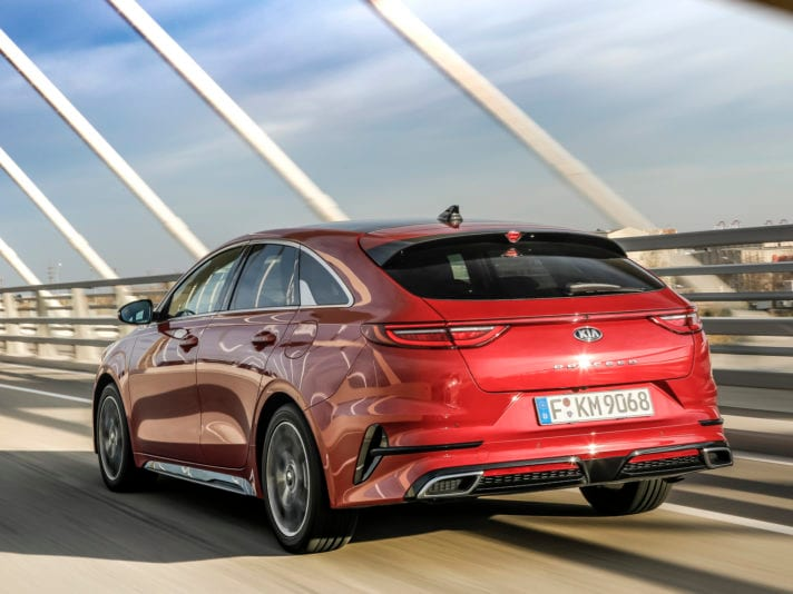 Kia Proceed: benvenuta shooting brake