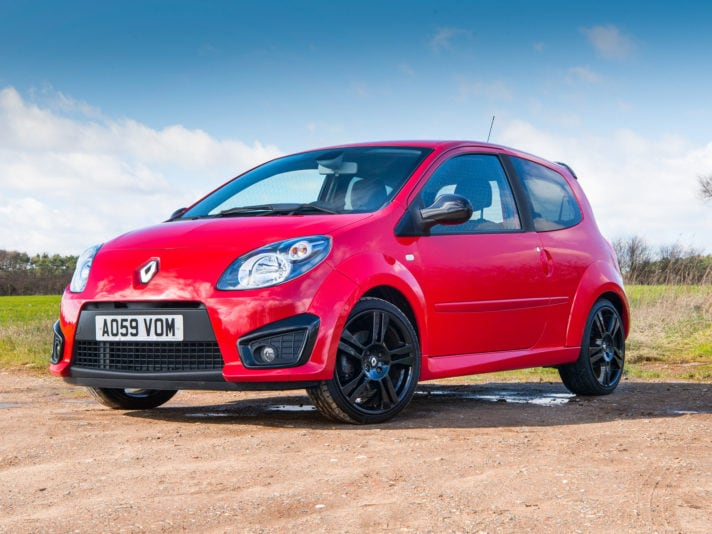 Auto Sportive Usate - Renault Twingo RS
