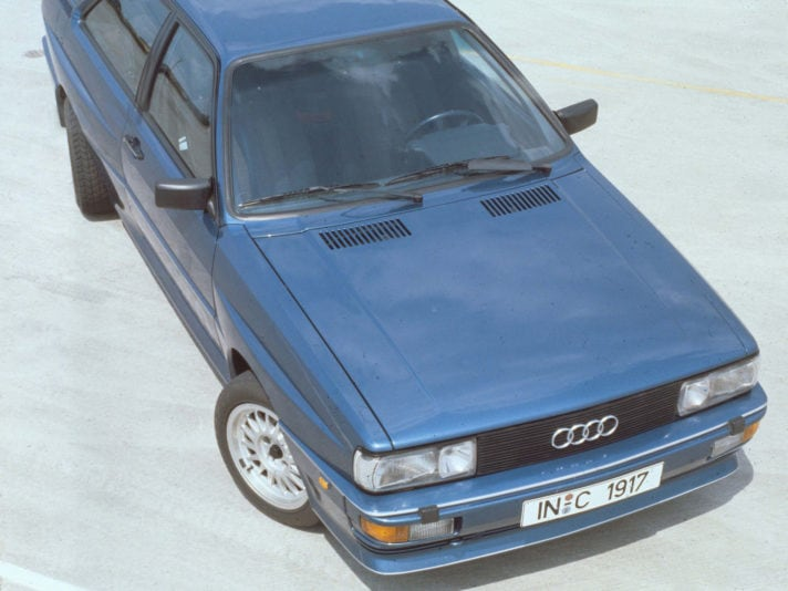 ìI like itî ñ and the winner is: Audi quattro