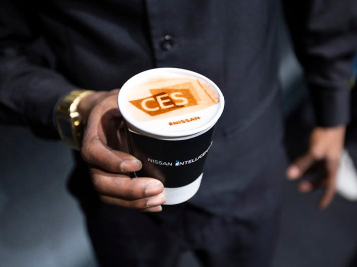 Nissan at CES 2019