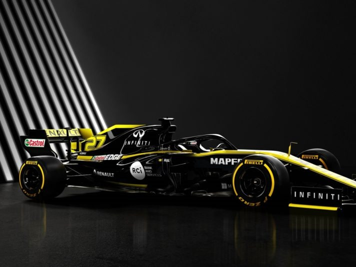 2019 - Renault R.S. 19
