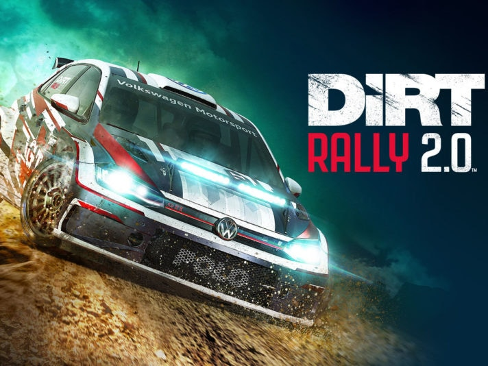 Dirt Rally 2.0 Panoramauto