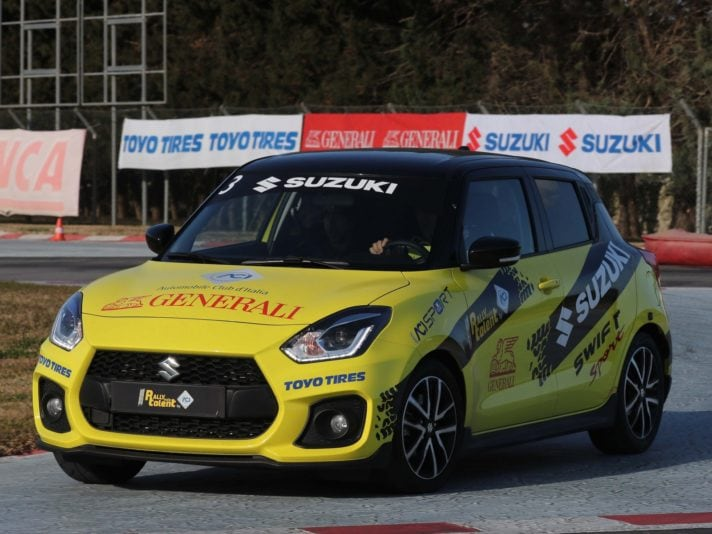 Rally Italia Talent Puglia 15 - 17 February 2019