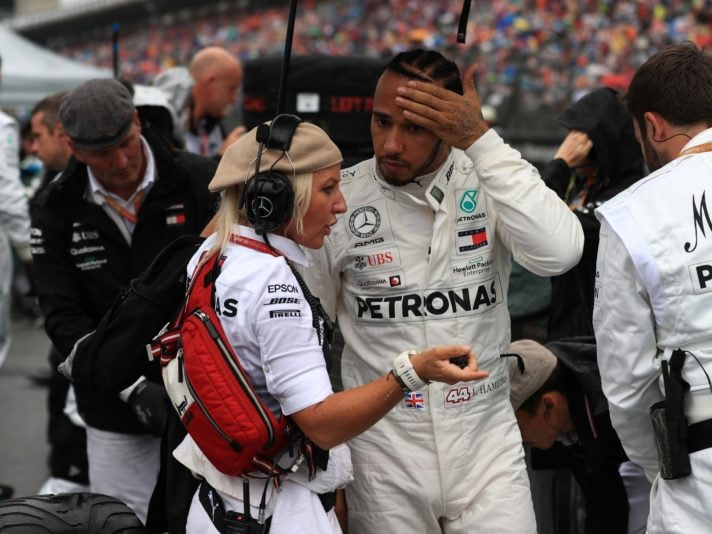2019 F1 Mercedes-Benz German Grand Prix Race Day Jul 28th