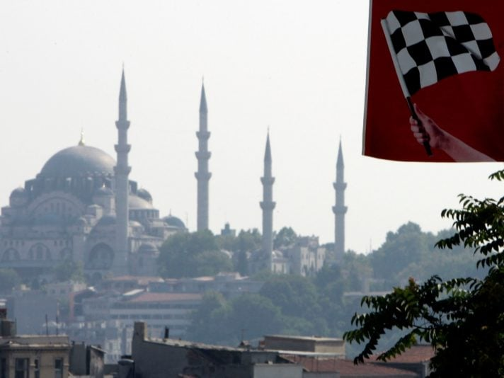 Previews to the Turkish F1 Grand Prix