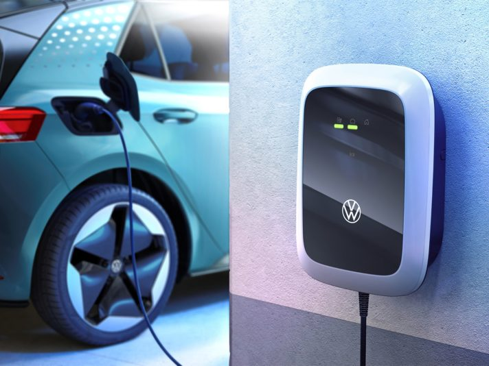 Wallbox for everyone:  Volkswagen rolls out ID. Charger