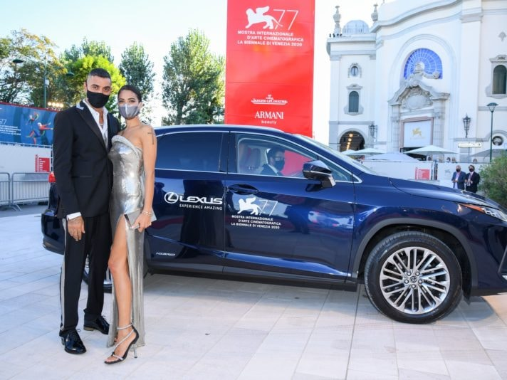 Lexus at The 77th Venice Film Festival - Day 1