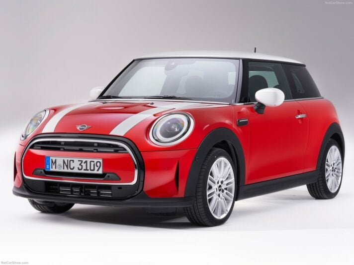 Mini F56 secondo restyling