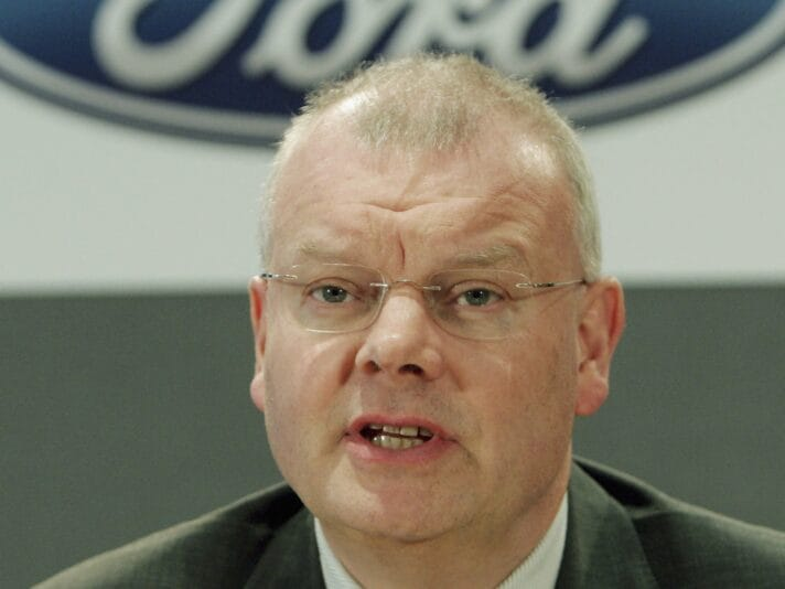 Ford Secure The Sale of Cosworth Racing